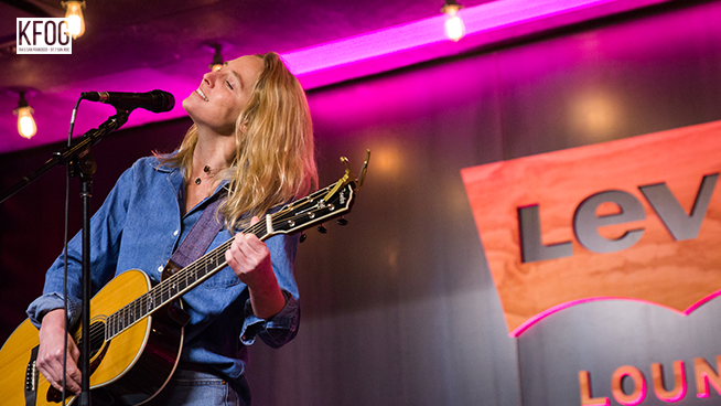 "KFOG Private Concert: Lissie -""Oh Mississippi"""