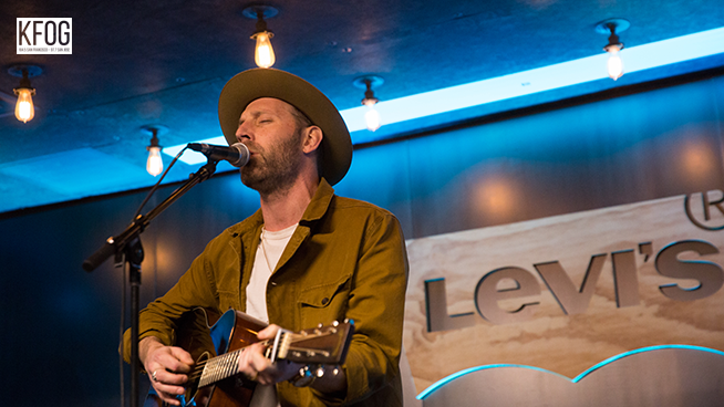 "KFOG Private Concert: Mat Kearney – ""Nothing Left To Lose"""