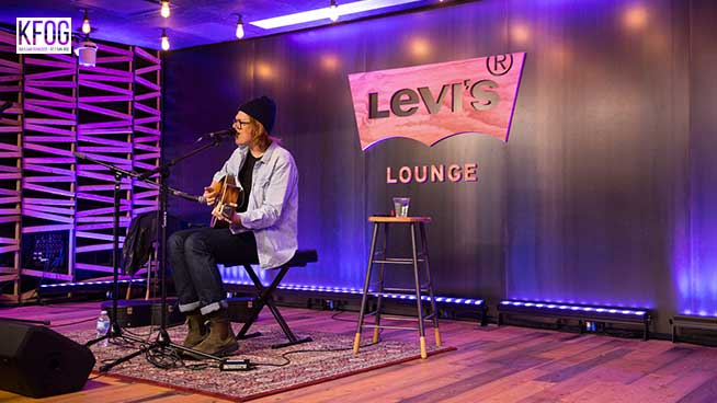 "KFOG Private Concert: Brett Dennen – ""Already Gone"""