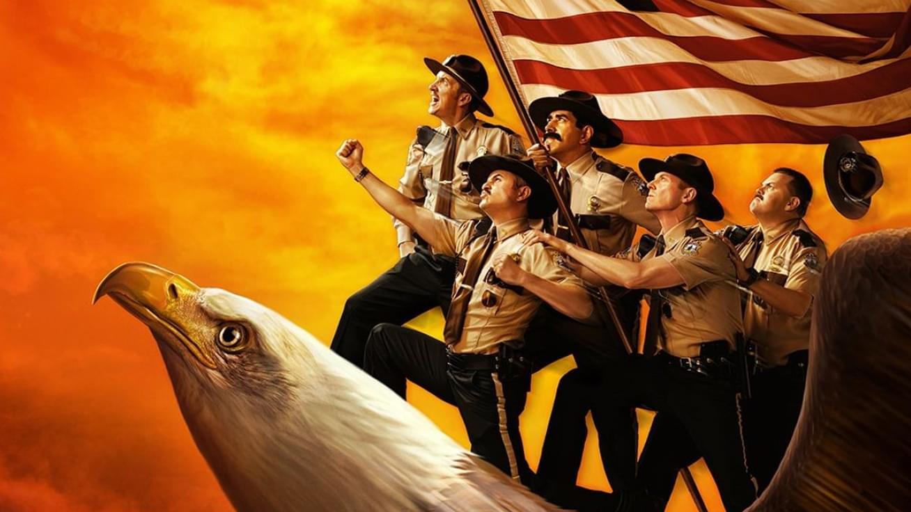 "Broken Lizards talk 'Super Troopers 2': ""It's our smartest movie yet"""