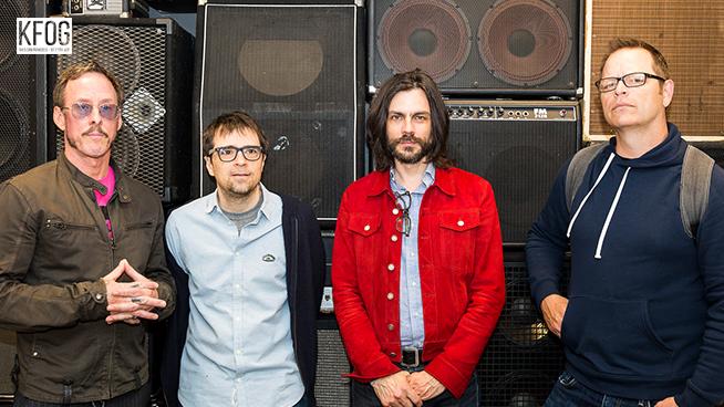KFOG Private Concert: Weezer – Gallery