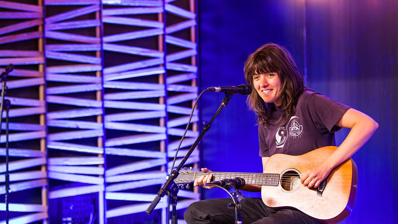 "KFOG Private Concert: Courtney Barnett – ""Nameless, Faceless"""