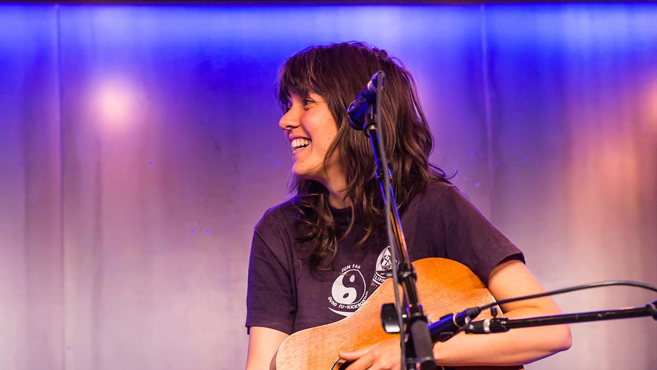 "KFOG Private Concert: Courtney Barnett – ""Depreston"""