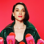 "Watch: St. Vincent debuts sultry new video for ""Fast Slow Disco"""