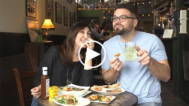 Buzzed Bites: Arthur gets drunk at CommonWealth Cafe and Public House