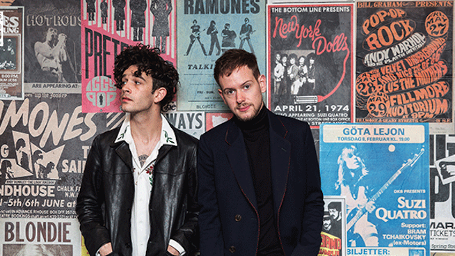 The 1975 perform a KFOG Private Concert