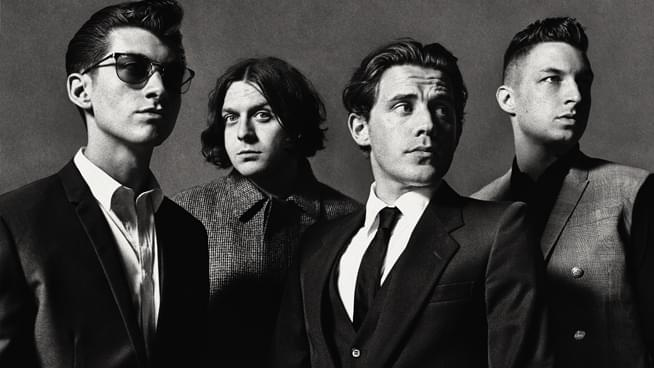 arctic monkeys release new album Tranquility Base Hotel and Casino