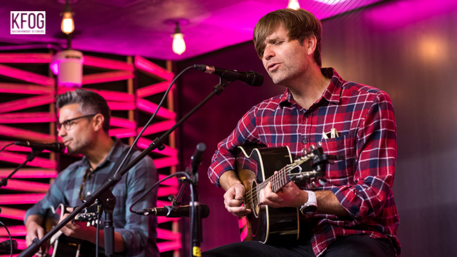 "KFOG Private Concert: Death Cab For Cutie – ""Gold Rush"""