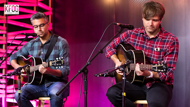 """KFOG Private Concert: Death Cab for Cutie – """"Title and Registration"""""""