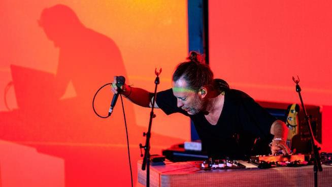 Thom Yorke announces dates to solo U.S. tour
