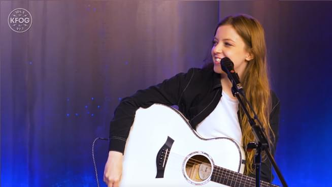 "Watch: Jade Bird's exclusive interview and acoustic performance of ""Uh Huh"""