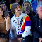 Anthony Keidis shares plans to return to the studio with the Red Hot Chili Peppers at NYFW
