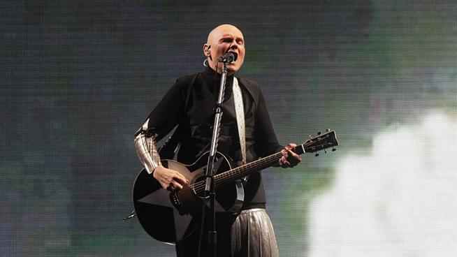 "Listen: Smashing Pumpkins new song ""Silvery Sometimes (Ghosts)"""