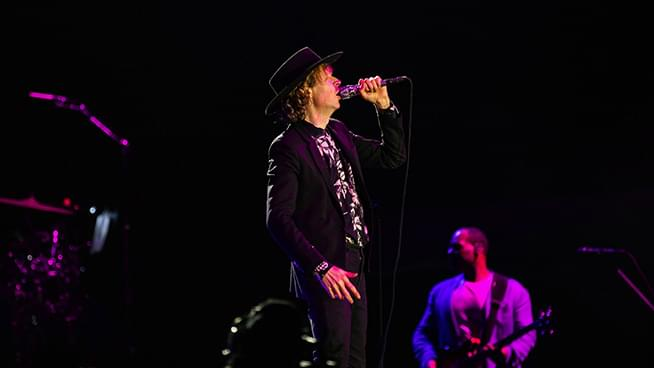 beck performing