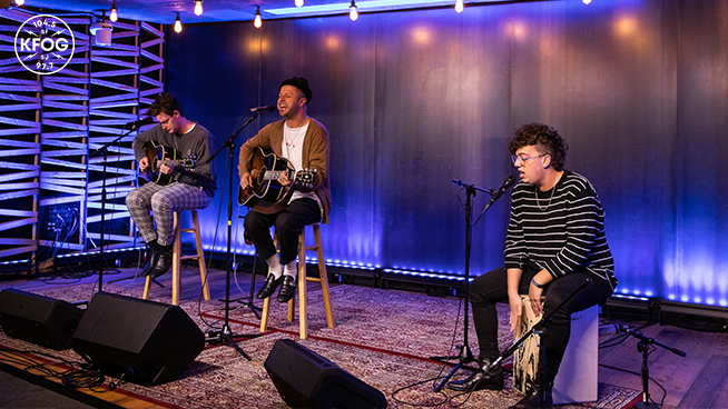 KFOG Studio Session: lovelytheband – Full Concert