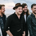 Mumford and Sons drop anthem-filled 'Delta'