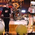 """Bastille and Marshmello debut a happier video for """"Happier"""""""