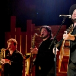 Watch: Nathaniel Rateliff & the Night Sweats perform 'Hey Mama' on 'Colbert'