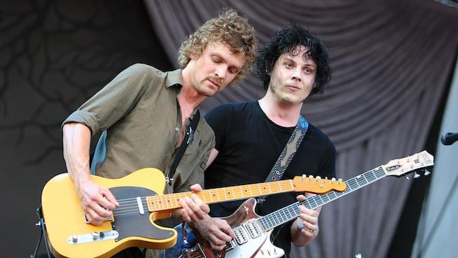 The Raconteurs announce two new songs and an upcoming album