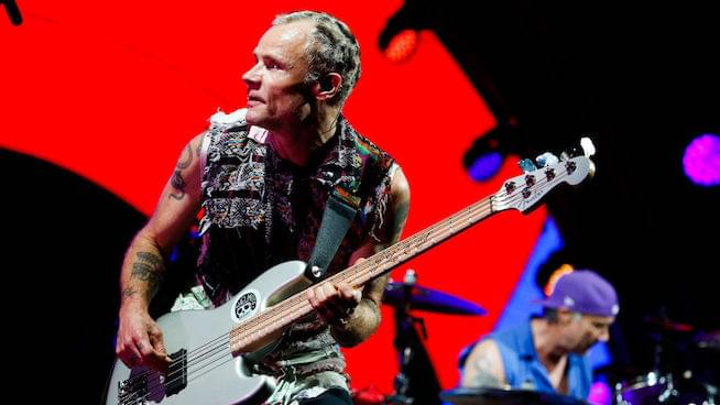 Red Hot Chili Peppers, Beck, & St. Vincent are set to play Woolsey Fires benefit concert