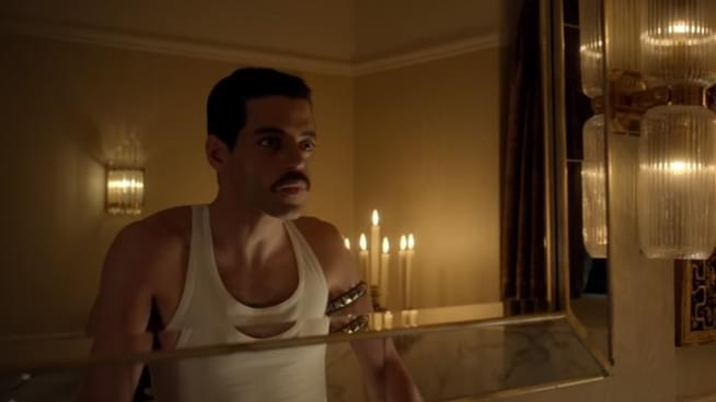 'Bohemian Rhapsody' star Rami Malek talks becoming Freddie Mercury