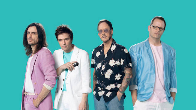 Listen: Weezer's surprises fans with 'The Teal Album' of cover songs
