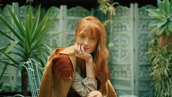 Listen: Florence + The Machine newest releases 'Haunted House' and 'Moderation'