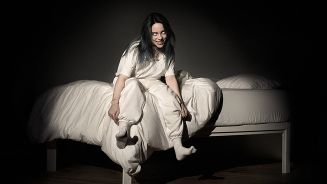 Billie Eilish announces debut album, premieres new video