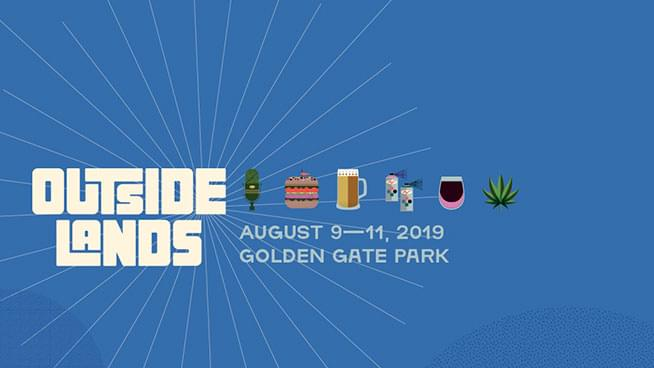 Check out the Outside Lands line up