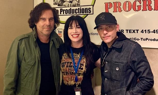 Dayna Discusses The California Sound with Jakob Dylan & Andrew Slater