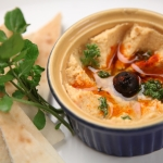 Celebrate International Hummus Day With a Hummus Happy Hour