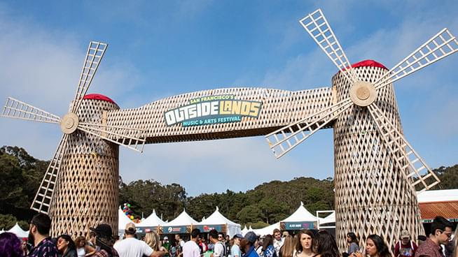 Outside Lands releases Single Day lineup schedule