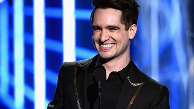 Panic! At the Disco's Brendon Urie joins comedians Tom Segura and Christina Patzsitsky on Your Mom's House podcast