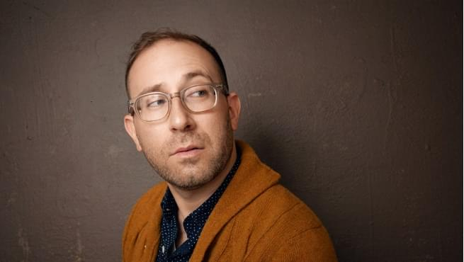 LISTEN: Comedian Louis Katz reveals the story of the hidden communal bong at the Punch Line comedy club
