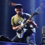 Muse's Matt Bellamy Gifts Tom Morello a Custom Guitar