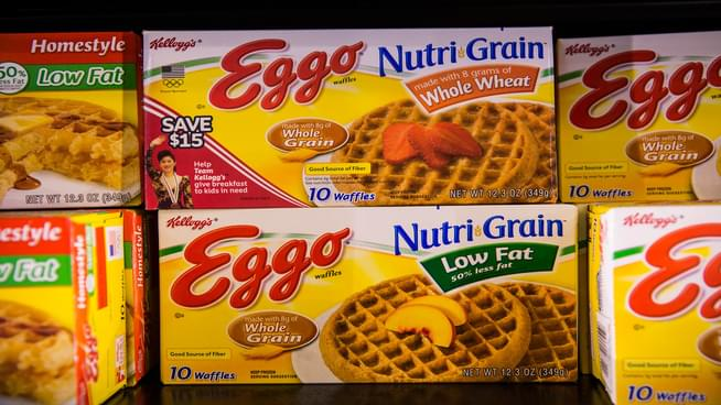 Eggo Waffles Get Retro Leading Up To 'Stranger Things' Season 3