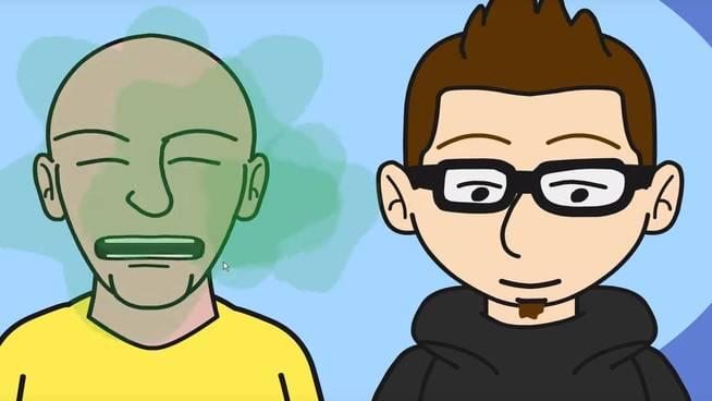 The Woody Show: Jo Koy vs Menace's Breath (Animated Video)