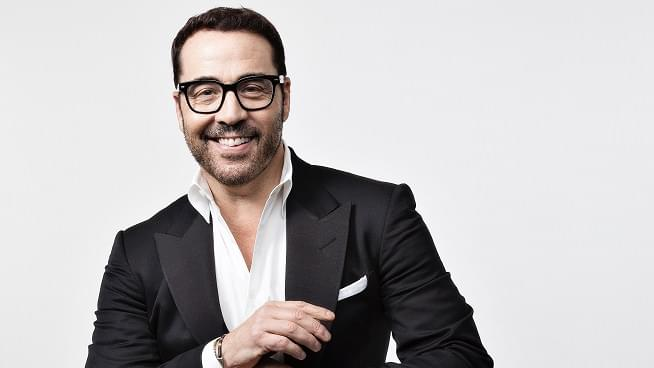 Jeremy Piven talks to Arthur about his new career in stand-up comedy