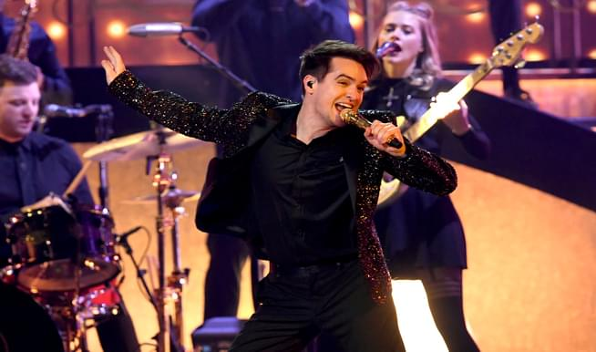 Listen: Panic! At The Disco's Brendon Urie Wrote a Metal Song