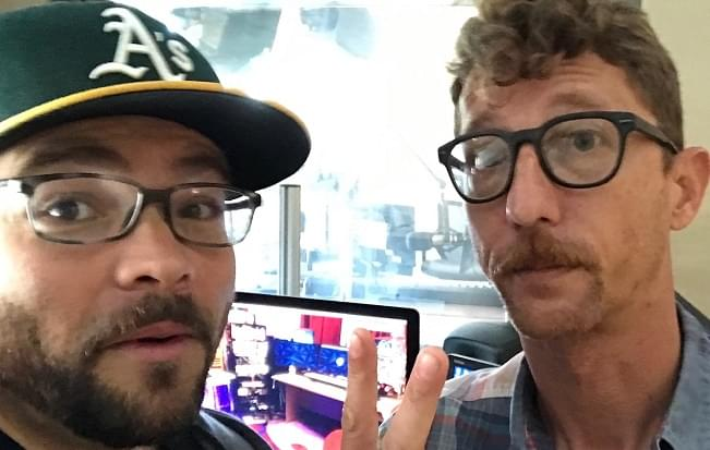 LISTEN: Comedian Jacob Sirof talks to Arthur and breaks down the art of crowd work