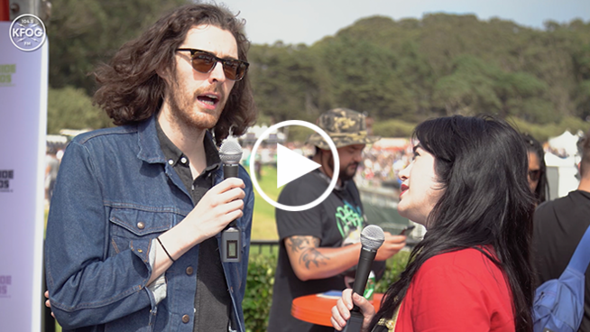 Hozier On The Politics Of His Music And How He Finds Catharsis