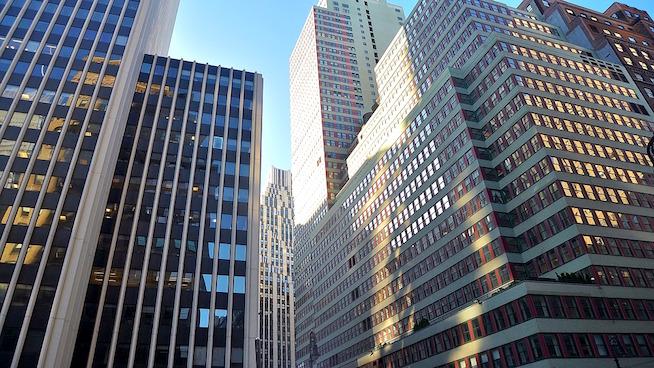 Energy efficient building — no solar panels involved!