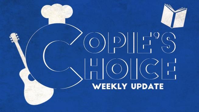 "Copie's Choice: Featuring the latest superhero movie ""Justice League"""