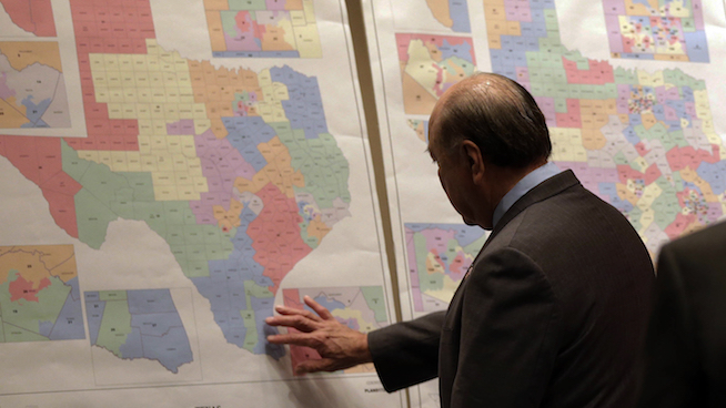 Gerrymandering — how congressional Republicans rigged the system