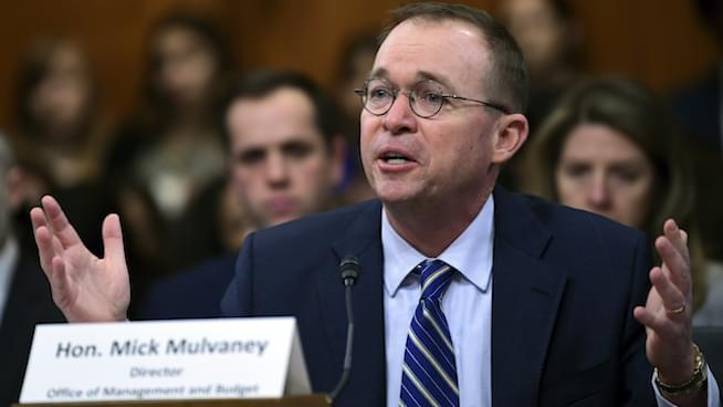 Consumer Financial Protection Bureau under attack by its own director, to receive $0 of funding for upcoming quarter