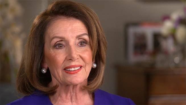 """Ronn Owens Report: Insight on Nancy Pelosi's Interview on """"60 Minutes"""""""