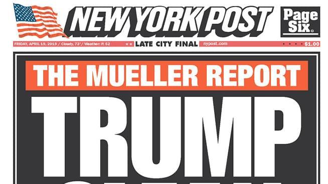 Ronn Owens Report: Congressman Garamendi's Interpretation of the Mueller Report