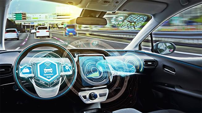 Techonomics: From Self-Driving Cars to Shipping, Our Mobility is at Inflection Point