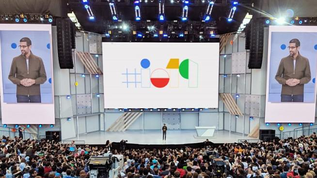 Google Ups Its Hardware, Software Game at I/O