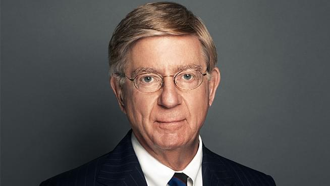 Reject More Government: George Will Talks to Armstrong & Getty